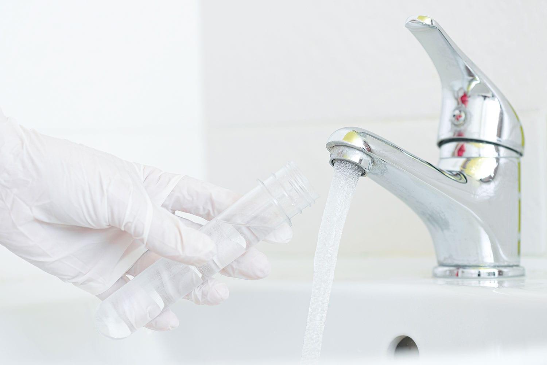 water-sampling